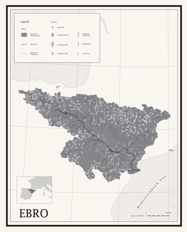 ebro leaf map